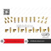 Buy cheap Aviation Aluminum Injector Backflow Connector Golden For Bosch / Denso JY05 from wholesalers