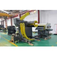 Buy cheap Automatic Steel Sheet Coil Handling Equipment Type Stamping Press Feeder from wholesalers