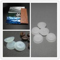 Buy cheap filter coffee one way degassing valve for coffee packing bag from wholesalers