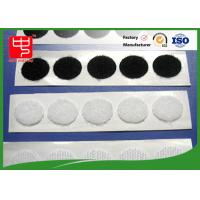 Buy cheap Heavy Duty colored hook and loop , round / dots shape hook and loop patches from wholesalers