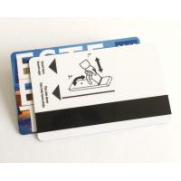 Buy cheap Printed Loyalty Gift Promotion Plastic Membership Cards With Barcodes CMYK Color from wholesalers