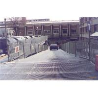Buy cheap Size Custom Welded Steel Bar Grating / Rust Resistance Galvanized Walkway Grating from wholesalers