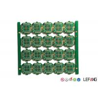 Wholesale Controller Printed Circuit Board PCB 4 Layers 1.2mm Thickness ENIG Surface Treatment from china suppliers