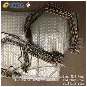Wholesale Haihua F1600 Mud Pump Crosshead Mud Pump LockSpring HH11309.04.008.110 from china suppliers