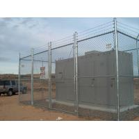 Buy cheap Cyclone Wire Mesh Fence and  Chain Link Fencing 50mm For Airports and Power Stations from wholesalers