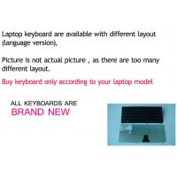 Buy cheap CQ62/CQ56 balck spanish laptop keyboard for hp from wholesalers