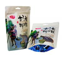 Buy cheap Custom Printed Food Packaging Pouches / Three Side Seal Pouch for Food from wholesalers