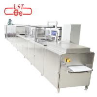 Wholesale Highly Stable Chocolate Making Machine With Plastic Guide Rail Protection from china suppliers