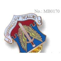 Buy cheap Hard Fired Cloisonne Badges from wholesalers