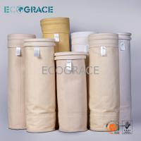 Buy cheap Custom 550 GSM Polyamide Asphalt P84 Filter Bags of Smoke Filtration from wholesalers