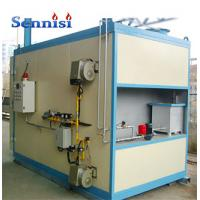 Buy cheap Horizontal Electrostatic Powder Coating Batch Oven from wholesalers