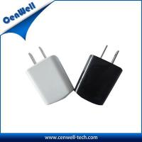 Buy cheap Cenwell US plug Japan plug 5V 1A usb charger from wholesalers