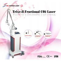 Buy cheap fractional CO2 laser for Scars removal with FDA and medical CE from wholesalers
