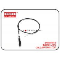 Buy cheap ISUZU 4JB1T NMR 8-98038456-0 4S60 8980384560 Transmission Control Shift Cable from wholesalers