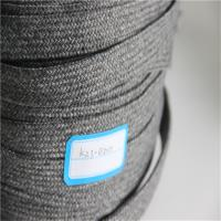 Buy cheap 40 Mm GRS Braided Webbing , Recycled Olifen PP Webbing For Indoor Furniture from wholesalers
