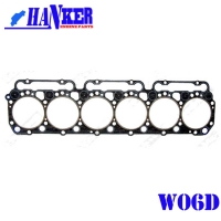 Buy cheap 11115-1851 W06D Engine Cylinder Head Gasket from wholesalers