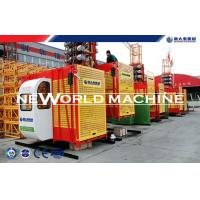 Wholesale 400 M 33kw SC200 Cage Hoist / Customized Construction Hoist Safety from china suppliers