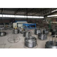 Buy cheap PLC Automatic Wire Mesh Welding Machine , Galvanized Wire Machine 1 Year from wholesalers