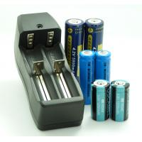 Buy cheap Power Bank 18650 Li Ion Battery Mart Dual Battery Charger US EU Plug 112*43*43mm from wholesalers