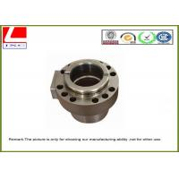 Customized turned metal parts CNC Aluminium machining parts for aerospace device Manufactures