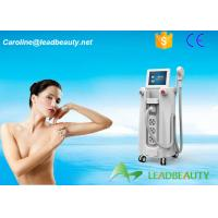 Buy cheap High power professional permanent alexandrite unhairing 808nm diode women laser hair removal machine for sale from wholesalers