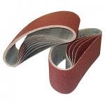 Buy cheap GXK51 abrasive belt different materials, aluminium oxide sanding belt from wholesalers