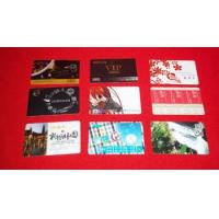 Buy cheap Plastic Printed Card from wholesalers