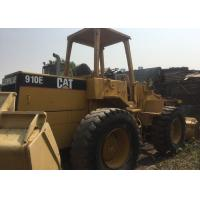 Buy cheap Hydraulic Used CAT Wheel Loader Caterpillar 910E Payloader 3.5m3 Rated Load from wholesalers