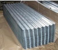Buy cheap JIS SGCC / SGCH / G550 hot dipped Steel Galvanized Corrugated Roofing Sheet / Sheets from wholesalers