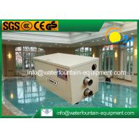 Buy cheap 50Hz Electric Spa Heater For Circulation, Jacuzzi Hot Tub Heater CE Approved from wholesalers
