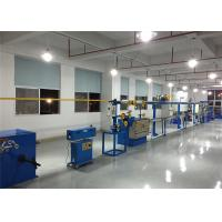 Wholesale High Performance Pvc Cable Manufacturing Machine , Electric Cable Machine 500 M/ Min from china suppliers