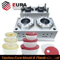 Buy cheap EURA Zhejiang Taizhou plastic food container mould from wholesalers