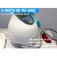 Buy cheap 1064nm Yag Laser Tattoo Removal Machine , Q Switch Laser For Face from wholesalers