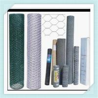 Buy cheap Cheap Chicken Wire /Rabbit wire Mesh / Poultry  Fencing/ coated chicken coop wire mesh/chicken mesh from wholesalers