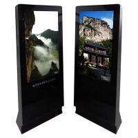 USB And SD Card Indoor Digital Signage Lcd Display IR remote Manufactures