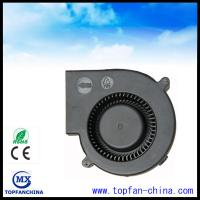 Buy cheap 97mm High Air Flow Fan 4500 RPM / 12V DC Centrifugal Blower Fan 3.8 Inch from wholesalers