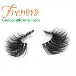 Buy cheap Double 3D Layer Effect Mega Volume Faux Mink Eyelashes Best Eyelash Synthetic Eyelash Synthetic False Lashes Eyes Lash from wholesalers