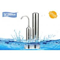 Wholesale Multistage Ceramic Countertop Water Filter , Household Countertop Water Purifier from china suppliers