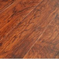 Buy cheap Commercial Fireproof Vinyl Flooring , Waterproof Wood Look Flooring With Click System from wholesalers