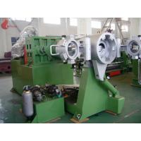 Buy cheap 110KW Double Head Plastic Strainer Extruder 1500 - 2000 Kg / Hr from wholesalers