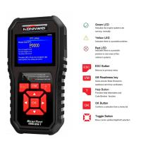 Buy cheap TFT Colorful Screen Obd2 Car Engine Tester Handheld KW850 Konnwei Scan Tool from wholesalers