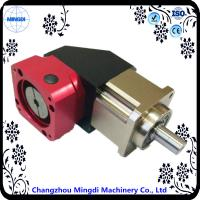 Buy cheap IP65 Worm Gear Speed Reducer Low Carbon High Alloy Steel 5W - 1500W from wholesalers