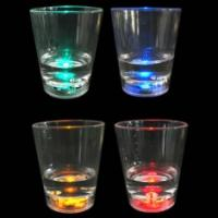 Buy cheap 2012 new style led glass flashing cup from wholesalers
