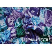 Buy cheap Sublimation Digital Printing On Polyester Fabric 190gsm-200gsm 152cm Width from wholesalers