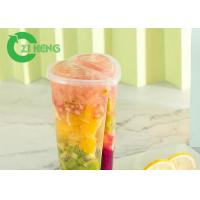 Buy cheap Food grade heart shape enjoy disposable double cup plastic 700ml from wholesalers