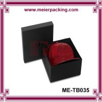 Buy cheap Top and bottom paper hat box, custom baseball hat packaging box, cardboard box ME-TB035 from wholesalers
