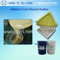 Buy cheap Addition cure moulding silicone rubber for  artifical stone from wholesalers