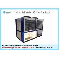 Buy cheap Electroplating Chiller Air Cooled Scroll Copeland Plating Chiller from wholesalers