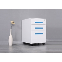 Buy cheap A4 File Metal Mobile Pedestal from wholesalers
