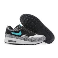 Buy cheap Unisex Nike Air Max Lunar 1 Deluxe Black White Lt Grey CLR2006 discount brand shoes sports sneakers www.apollo-mall.com from wholesalers